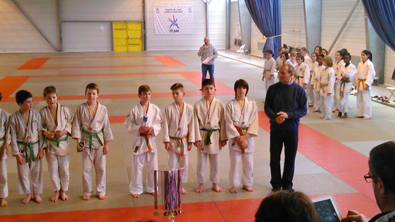 tournoi par équipe février 2014 benjamins