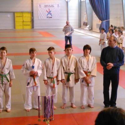 tournoi par équipe benjamins 2014 a nantes
