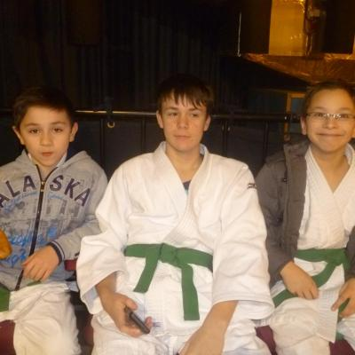 Tournoi national benjamin(e)s laval du 15/02/2015